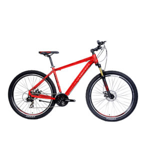 Carrera M7 2000 MD 27.5″ red (2016) Action Bikes