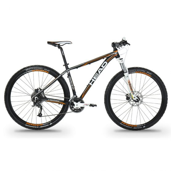 Head Granger I blk/ora27.5'' (2016) Action Bikes
