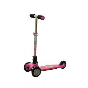 ΑΘΛΟΠΑΙΔΙΑ Πατίνι παιδικό 3τροχο Ρόζ Action Bikes