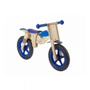MESSINGSCHLAGER Moto wooden Action Bikes