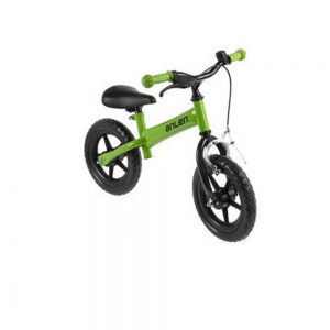 ANLEN Push Bike Green Action Bikes