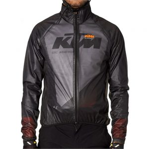 KTM Factory Team Windbreaker Action Bikes