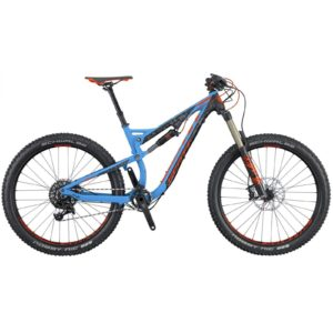 "SCOTT Genius 720LT 27,5"" (2016) Action Bikes"