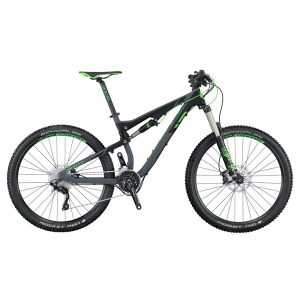 SCOTT Genius 740 27.5 (2016) Action Bikes