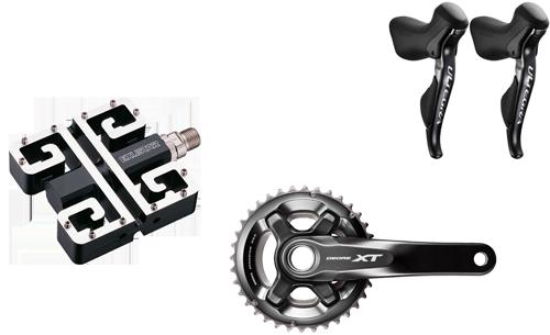 Ανταλλακτικά Ποδηλάτων Ελαστικά Αλυσίδες Πετάλια Φρένα - Action Bikes