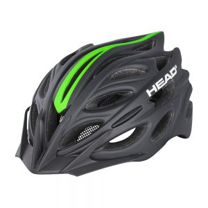 HEAD MTB Helmet-W07 grn Action BIkes
