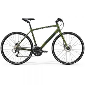 "MERIDA Crossway Urban 40D 28"" (2017) Action Bikes"