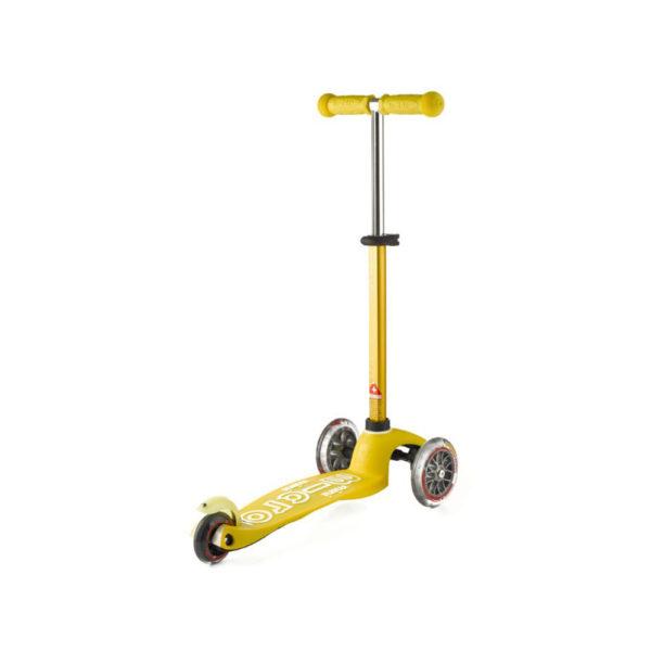 MICRO Mini Deluxe Yellow Action Bikes