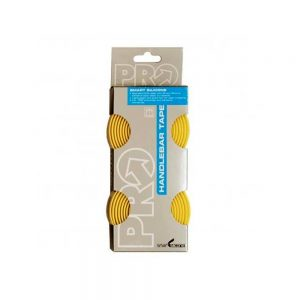 Pro Smart Silicone bar tape Yellow Action Bikes