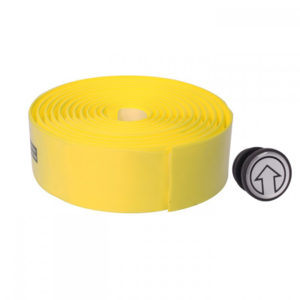 Pro Smart Silicone bar tape Yellow Action Bikes2