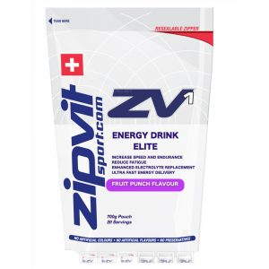 ZIPVIT ZV1 Energy Drink Elite-Fruit Punch Action Bikes