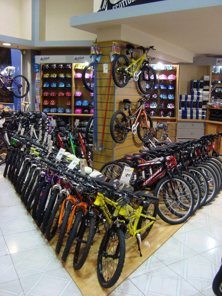 Ποδήλατα Action Bikes