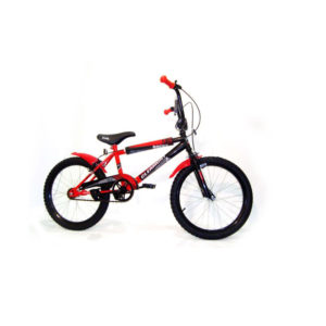 Clermont Rocky 20″ (2016) red Action bikes