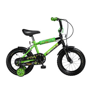 """Clermont Rocky 14"""" (2016) grn Action BIkes"""
