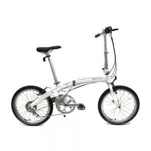 """Dahon Mu P8 20"""" (2014) Action Bikes"""