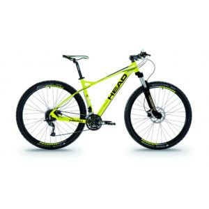 "Head X-Rubi I 29"" yel(2016) Action Bikes"