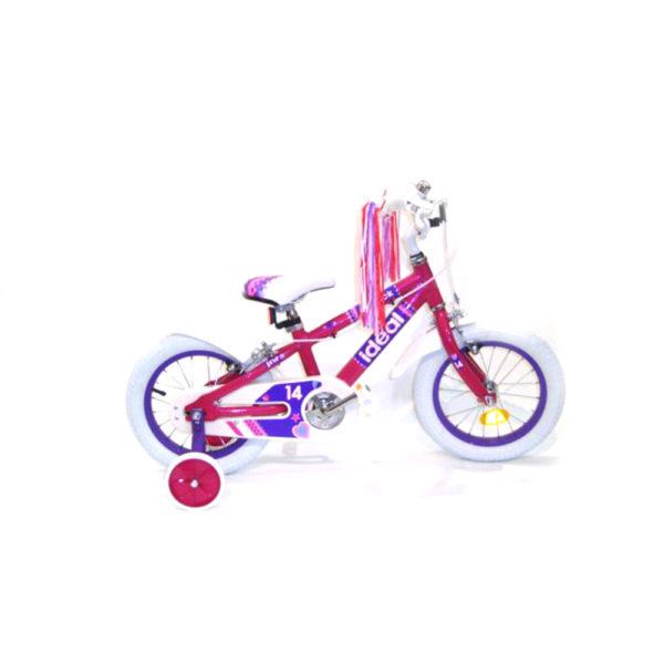 """Ideal V-Track Girls 14"""" (2016) Action Bikes"""