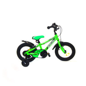 Ideal V-Track 14″ (2016) green Action BIkes