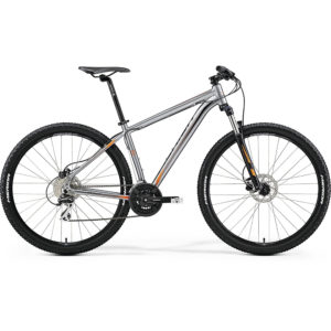 Merida Big Nine 20D silv 29″ (2017) Action Bikes