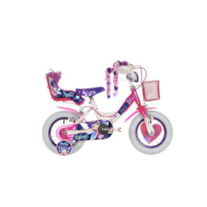 "Raleigh Molli Girls 12"" (2016) Action Bikes"
