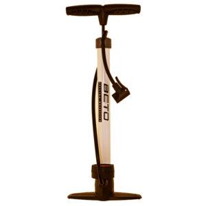 Beto Floor Pump - 470253 Action Bikes