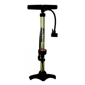 Beto Floor Pump Alloy High Pressure - 470321 Action Bikes