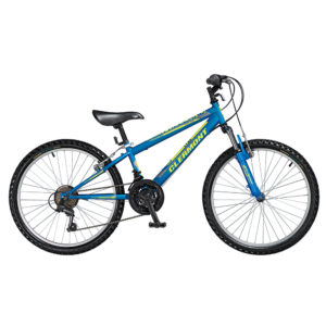 "Clermont Freeland 24"" (2016) blue Action Bikes"