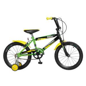 "Clermont Rocky 18"" (2016) blkgrn Action Bikes"