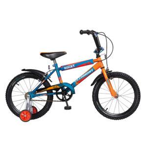 Clermont Rocky 18″ (2016) blu  Action Bikes