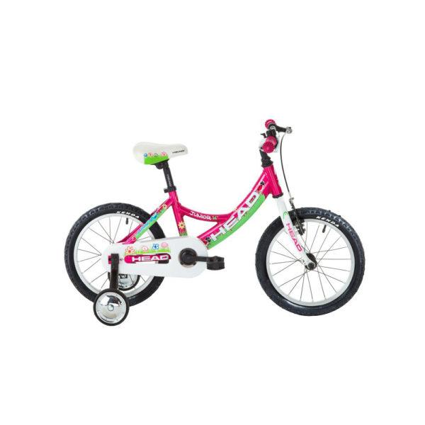 "Head Junior 16"" (2016) pink Action Bikes"