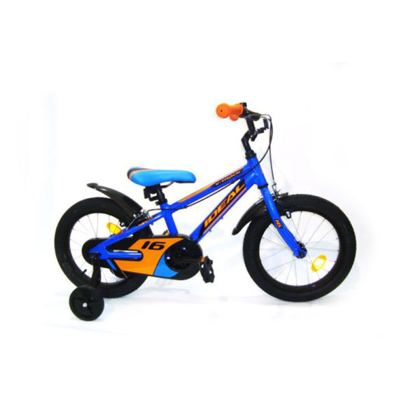 """Ideal V-Track 16"""" (2016) blu Action Bikes"""