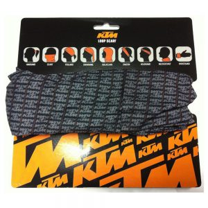 KTM Factory Team Scarf Action BIkes