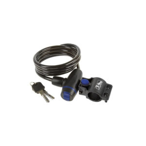 M-WAVE Spiral S10-18 Cable Lock Action Bikes