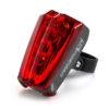 SPORTIS Laser Led Rear Light Action Bikes