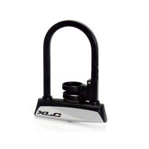 XLC U-Shackle Lock Action Bikes
