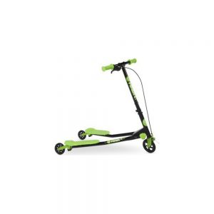 Y FLIKER A1 Air Green-100029 Action Bikes