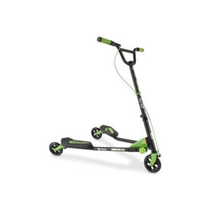 Y FLIKER C3 Carver Green-100043 Action Bikes