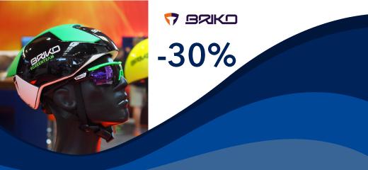 Έκπτωση στα είδη Briko -30%! action-bikes.gr