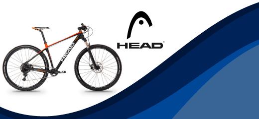 Ποδήλατα της HEAD στο action-bikes.gr