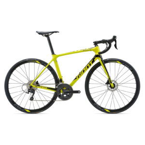 GIANT TCR Advanced 2 Disc King of Mountain 700c (2018) Action Bikes