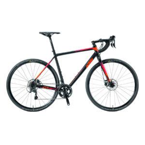 KTM Canic CXA 700c (2018) Action Bikes