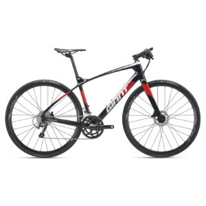GIANT FastRoad Advanced 2 700c (2019) Action-Bikes