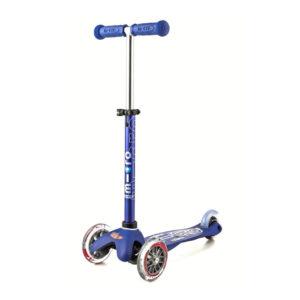 MICRO Mini Deluxe Blue Action Bikes