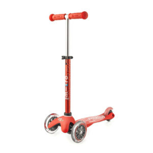 MICRO Mini Deluxe Red Action-Bikes