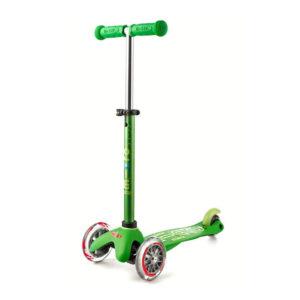 MICRO Mini Deluxe Green Action-Bikes