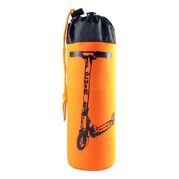 MICRO Bottle Holder Orange Scooter Action-Bikes