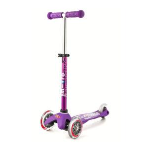 MICRO Mini Deluxe Purple MMD004 Action-Bikes
