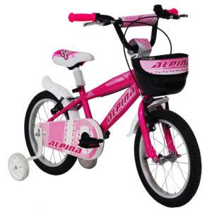 "ALPINA Beleno 18"" (2019) Action-Bikes"