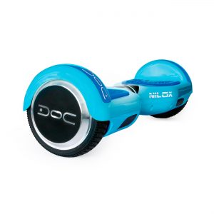 NILOX Doc N Hoverboard Sky Blue Action-Bikes