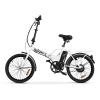 """NILOX Doc X1 E-Bike White 20"""" (2019) Action-Bikes"""